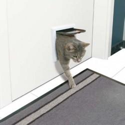 """Drzwi dla kota """"Freecat Classic"""" brązowe"""