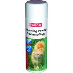 Suchy szampon dla kota Grooming Powder Beaphar