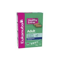 Eukanuba Healthy Extras Adult Maintenance Small & Medium Breed N