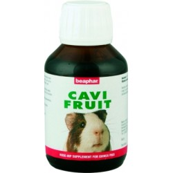 Witamina C dla świnki morskiej Beaphar Cavi Fruit