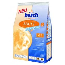 FISH & POTATO  3 kg - Dla dorosłych psów o normalnej aktywności