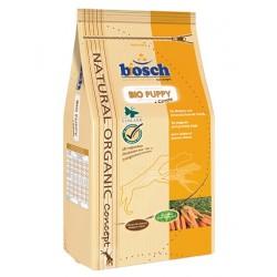 Bosch Bio Puppy 3,75 kg z marchewką - Dla szczeniąt i psów rosną