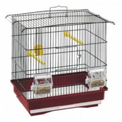 Klatka dla ptaków Ferplast Giusy z wyposażeniem