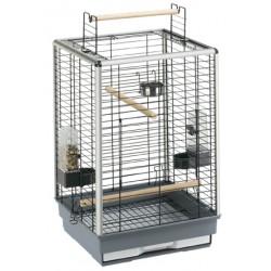 Klatka dla papugi Ferplast Max 4 z wyposażeniem