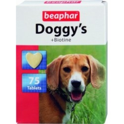 Doggy's Biotine - przysmaki z biotyną dla psa na zdrową skórę i