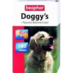 Beaphar Doggy's Taurine-Biotine Liver przysmak witaminowy dla ps
