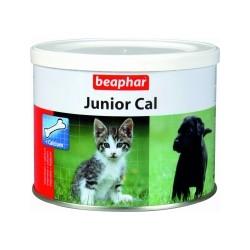 Beaphar Junior Cal witaminowo-mineralny dla młodych zwierząt