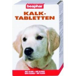 Beaphar Kalk Tabletten, algi i wapń w tabletkach, dla psa