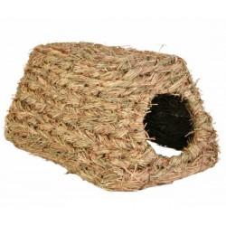 Domek z trawy dla świnki morskiej Trixie