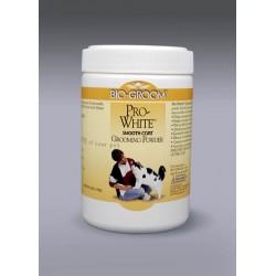Pro-White Smooth 170 g, puder groomerski do sierści miękkiej