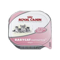 BABYCAT INSTINCTIVE- małe kocięta - pakiet 4 x 100 g