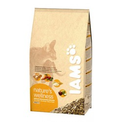 IAMS NATURE'S WELLNESS CHICKEN - 275 g - dla kotów dorosłych