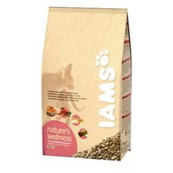 IAMS NATURE'S WELLNESS SALMON - 275 g - dla kotów dorosłych