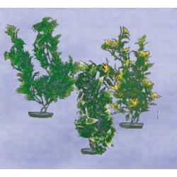Rośliny sztuczne Trixie, 6 sztuk, 25 cm