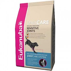 Eukanuba Daily Care Sensitive Joints - zdrowe stawy