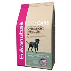 Eukanuba Daily Care Overweight, Sterilized - psy z nadwagą