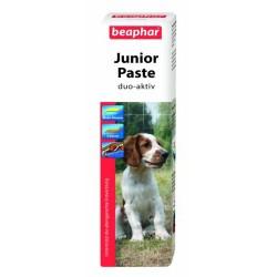 Beaphar Duo Junior Pasta witaminowa dla szczeniąt na skórę, sieś