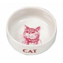 Miska porcelanowa dla kota, 0,3 l / 11 cm