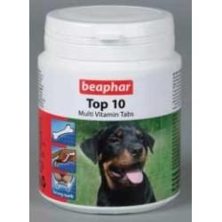 Beaphar Top 10 (180szt.) preparat witaminowo-mineralny dla psów