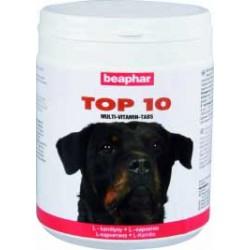 Beaphar Top 10 (750szt.) preparat witaminowo-mineralny dla psów