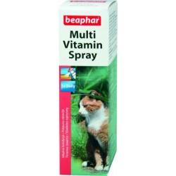 Beaphar Multi Vitamin Spray preparat dla kotów multiwitaminowy