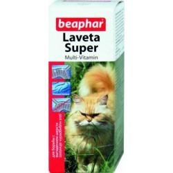 Beaphar Laveta Super dodatek witaminowy dla kota na problemy z o