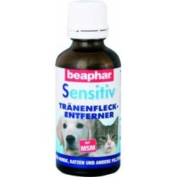 Beaphar Sensitive krople do pielęgnacji okolic oczu i uszu Trane