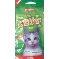 Beaphar Kitties 3-Mix przekąska dla kota