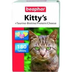 Beaphar Kitty's Mix 180 szt. przekąska witaminowa dla kota
