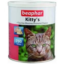 Beaphar Kitty's Mix 750 szt. przekąska witaminowa dla kota