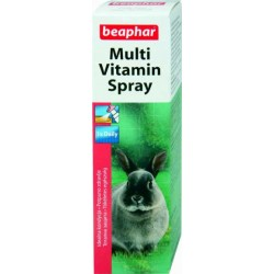 Beaphar Multi Vitamin Spray dla królika preparat multiwitaminowy