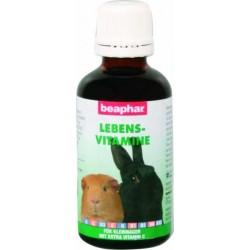 Beaphar Lebens Vitamine dodatek witaminowy dla gryzoni