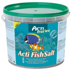 Acti Fish Salt 3,3kg sól morska do akwarium