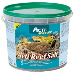 Acti Reef Salt 3,3kg sól do akwariów rafowych