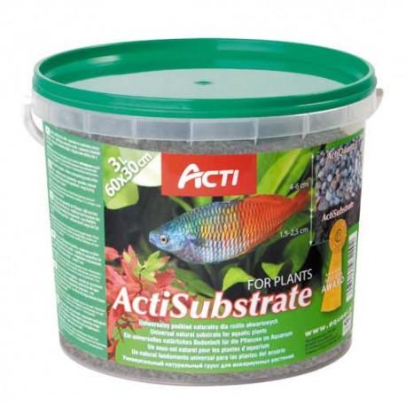Acti ActiSubstrate 3l podłoże do roślin akwariowych