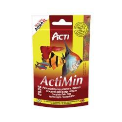 Acti ActiMin saszetka 10g pokarm dla wszystkich ryb ozdobnych