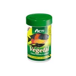 Acti Vegetal 100ml pokarm roślinny dla ryb roślinożernych