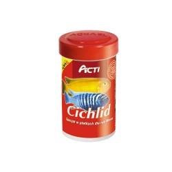 Acti Cichlid 100ml pokarm dla pielęgnic afrykańskich