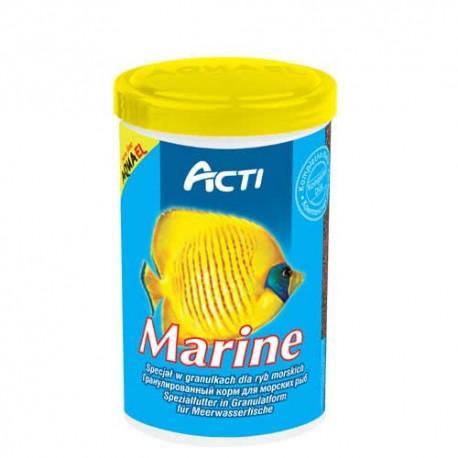 Acti Marine 250ml pokarm dla ryb morskich