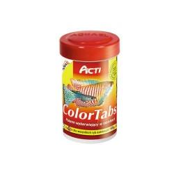 Acti ColorTabs 100ml pokarm wybarwiający dla ryb akwariowych