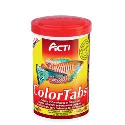 Acti ColorTabs 250ml pokarm wybarwiający dla ryb akwariowych