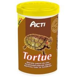 Acti Tortue 1000ml naturalny pokarm dla żółwi wodnych