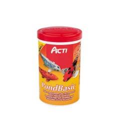 Acti PondBasic 1l podstawowy pokarm dla ryb stawowych