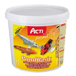 Acti PondBasic 6l podstawowy pokarm dla ryb stawowych