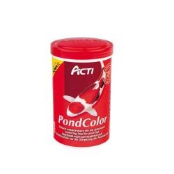Acti PondColor 1l wybarwiający pokarm dla ryb stawowych