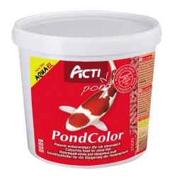 Acti PondColor 6l wybarwiający pokarm dla ryb stawowych