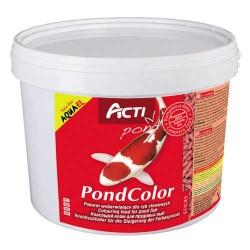 Acti PondColor 11l wybarwiający pokarm dla ryb stawowych