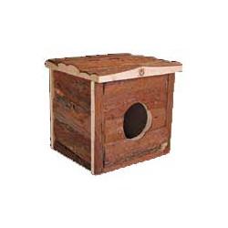 """Domek dla chomika z naturalnego drewna Trixie """"Jerrik"""""""