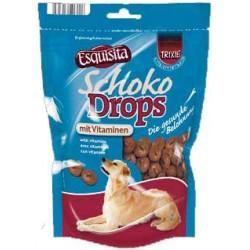 Dropsy dla psa czekoladowe 350g witaminowe Trixie