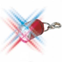 Światełko migające metalowe dwubarwne Trixie